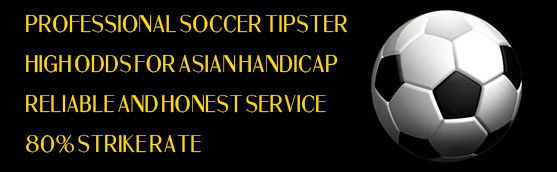 Reliable soccer tipster